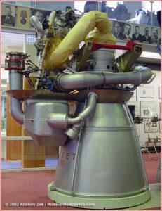 Maketa motoru RD-253