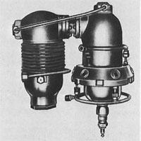 Plynový generátor GG-1
