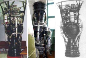 Motor RD-103M