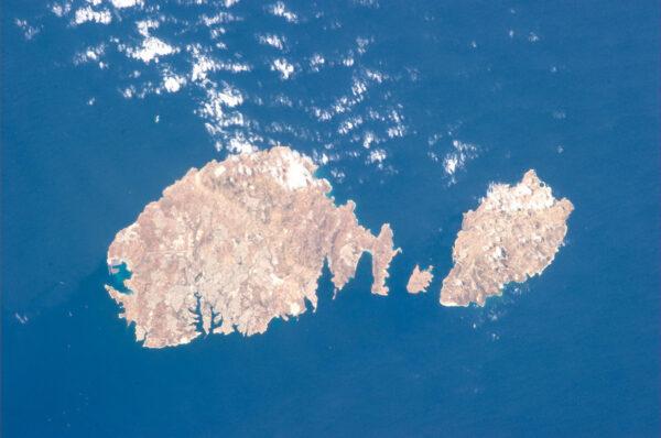 Ostrov Malta, kde Luca prožil mnoho let.