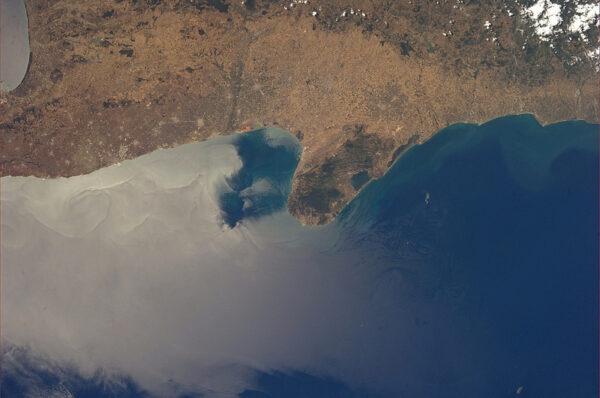 Oblast Gargano u Jaderského moře
