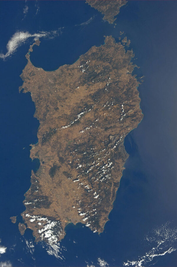 Ostrov Sardinie