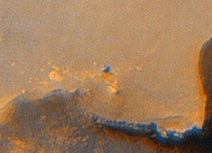 Opportunity na okraji kráteru Victoria zdroj:techno-science.net