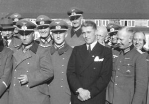 Wernher von Braun v Peenemünde