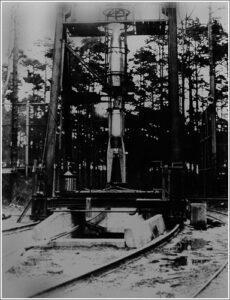 Kummersdorfský statický stav pro pokusné odpaly raket