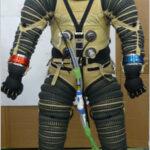 Japonský přetlakový oděv zdroj:jaxa.jp