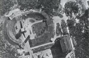 Odpalovací komplex v Peenemünde pro rakety A-4