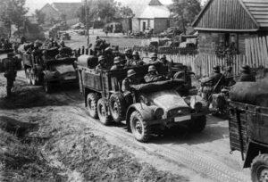 V roce 1939 došlo k obsazení Polska