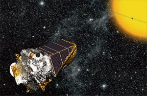 Vesmírný teleskop Kepler