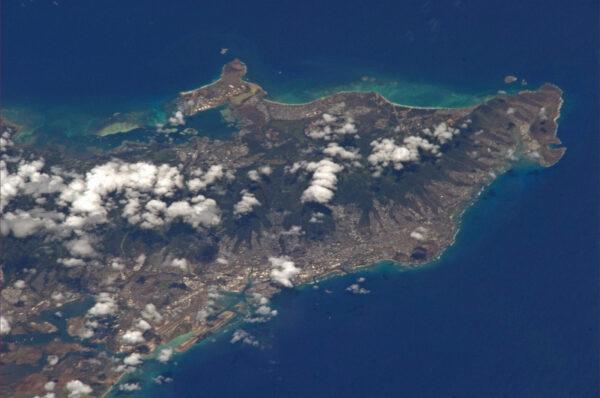 Opět Havajské ostrovy, tentokrát ostrov Molokai