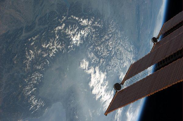 Další oslňující pohled na Alpy