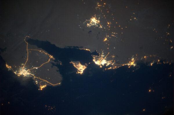 Noční Katar