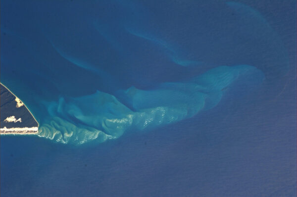 Působivé pobřeží nedaleko australského Brisbane