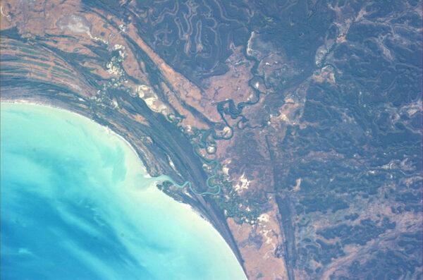 Pobřeží australského státu Queensland