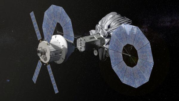 Loď Orion a plánované setkání s asteroidem