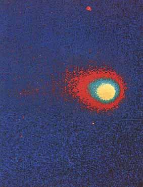 Kohoutková kométa.