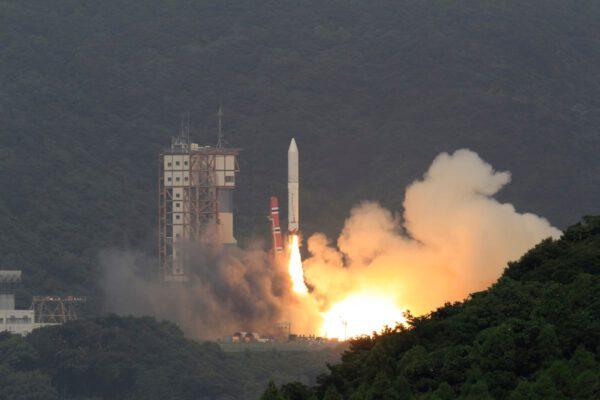 Start rakety Epsilon