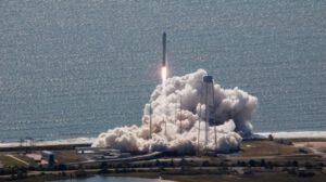 Cygnus odstartoval pomocí rakety Antares
