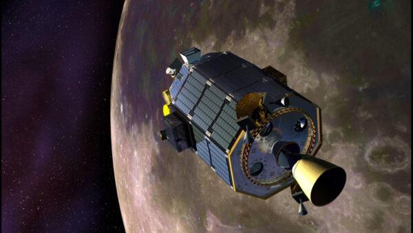 LADEE na orbitě Měsíce