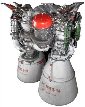 Motor RD-180