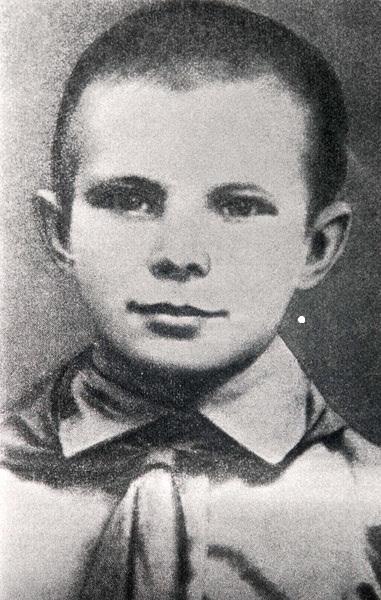 Malý Jurka Gagarin