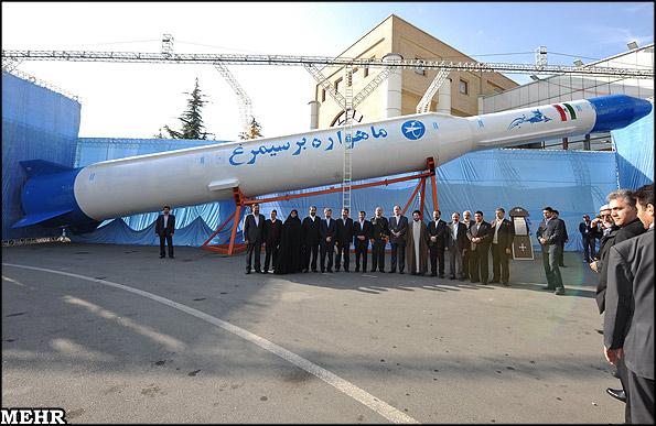 Asi takto bude vyzerať nová iránska raketa Simorgh. Zdroj: http://www.armscontrolwonk.com/