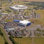 středisko Harwell (Velká Británie) zdroj:esa.int