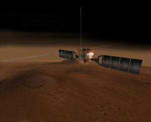 Mars Exprese.