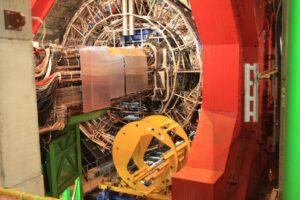 ALICE Detektor B