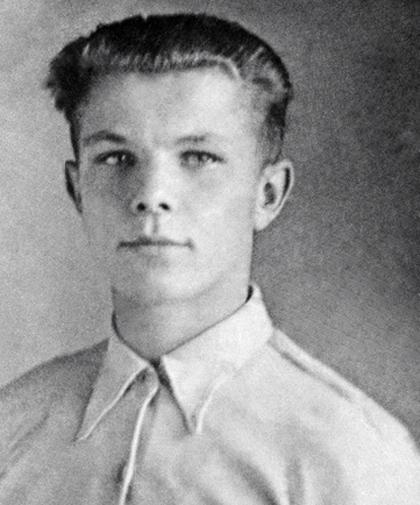 Gagarin 1950