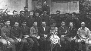 První oddíl kosmonautů