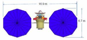 Jedna z možných podob teoretické mise Uranus Pathfinder z roku 2013