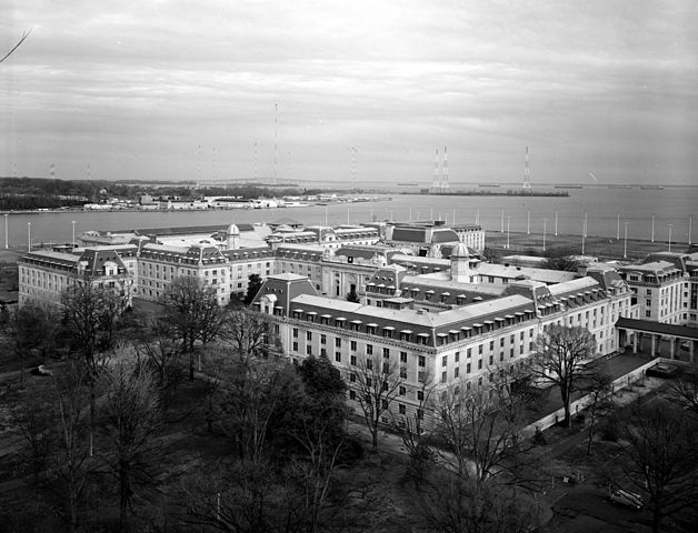 Námořní akademie v Annapolisu