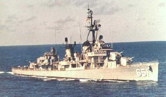 USS Cogswell