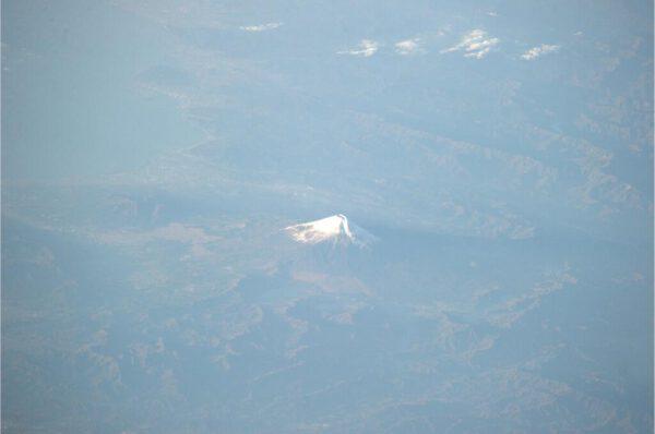 Nesmí chybět fotka Fuji - posvátné japonské hory