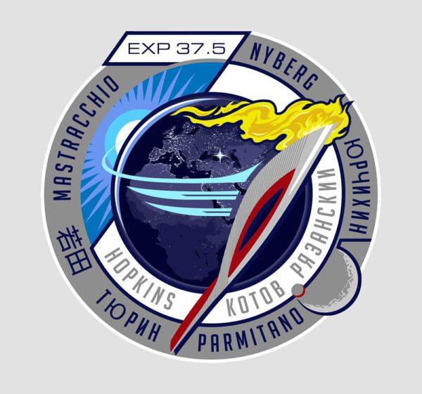 Neoficiální logo Expedice 37,5