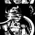Shepard během letu MR-3
