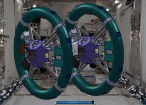 Spheres s prstenci zdroj:MIT