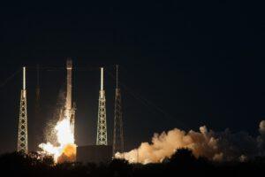 Falcon 9v1.1 s družicí SES-8 úspěšně odstartoval