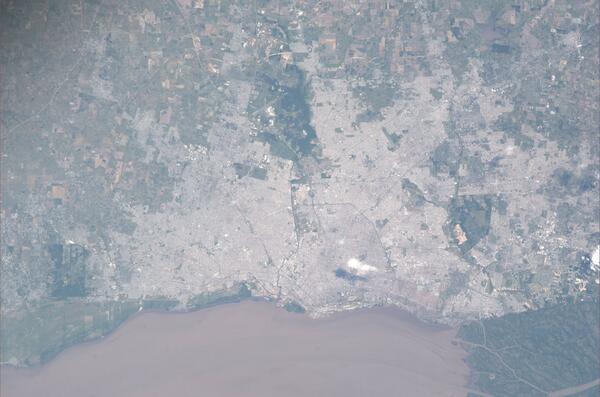 Argentinská metropole Buenos Aires