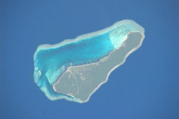 Atol za souostroví Fiji