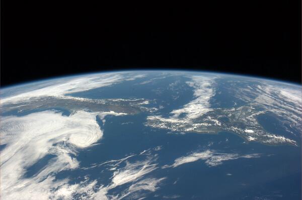 Úžasný pohled na Nový Zéland