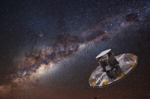 Sonda Gaia sleduje miliardu hvězd v naší Galaxii.