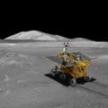 Čínské vozítko na Měsíci