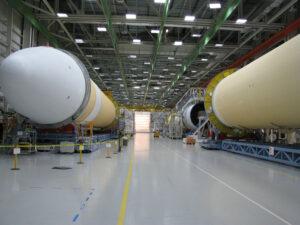 Raketa Delta IV Heavy je již téměř hotová