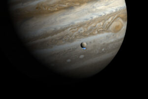 Jupiter a Europa