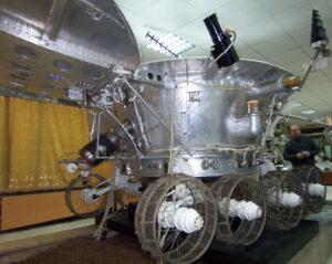 Lunochod 3 nikdy nedostal šanci podívat se na Měsíc a skončil v Lavočkinově konstrukční kanceláři