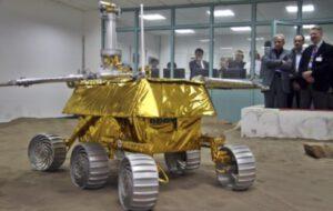 Jedna z možných podob lunárního vozítka