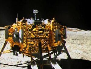 Na nízké teploty lunární noci doplatil i přistávací modul. Již během první noci přestala fungovat panoramatická kamera na landeru.