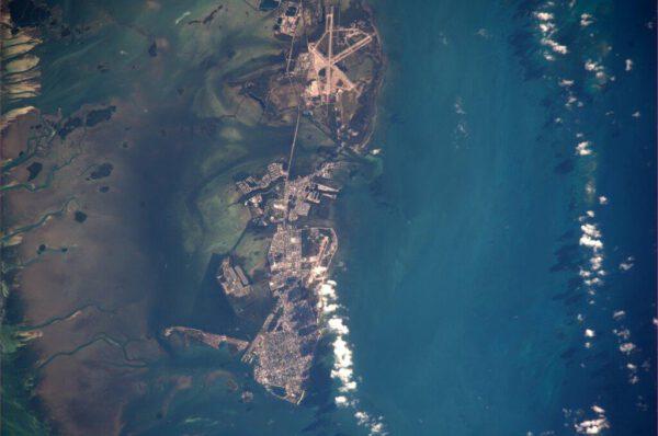 Floridské město Key West